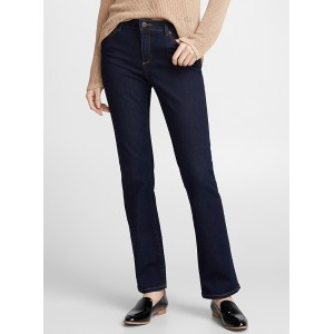 Contemporaine Stretch straight jean edited modern fashion Vertical and horizontal stretch denim that keeps its shape all day long 12864-20041